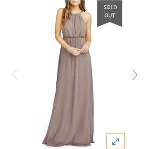 Show Me Your MuMu Maxi Formal Long Dress